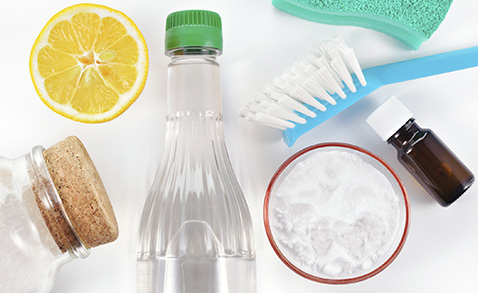 Alternative cleaning products research